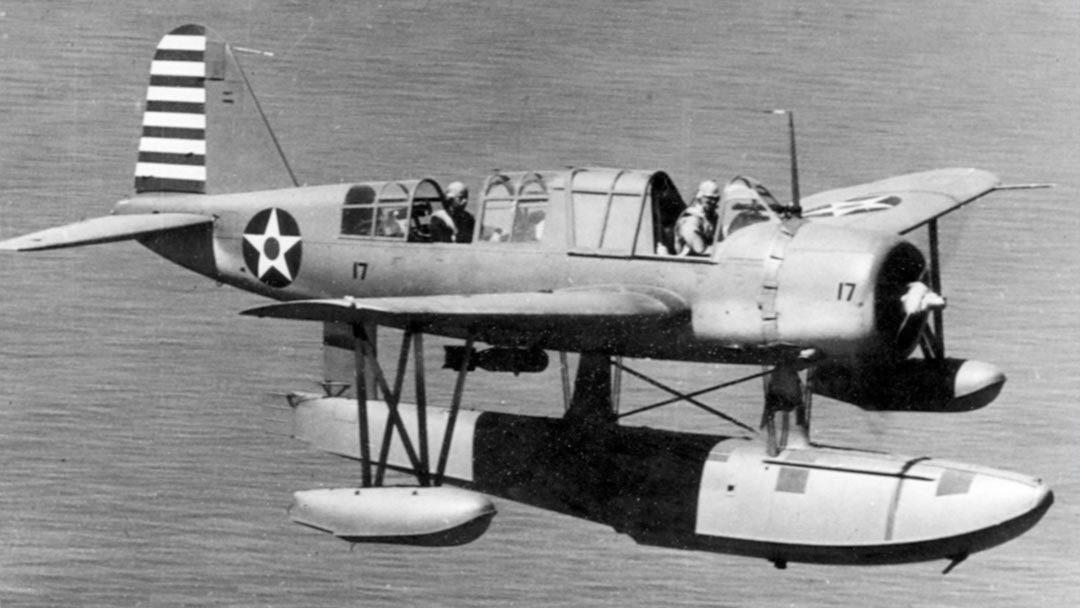 Restoring History: The Kingfisher Seaplane on the USS North Carolina